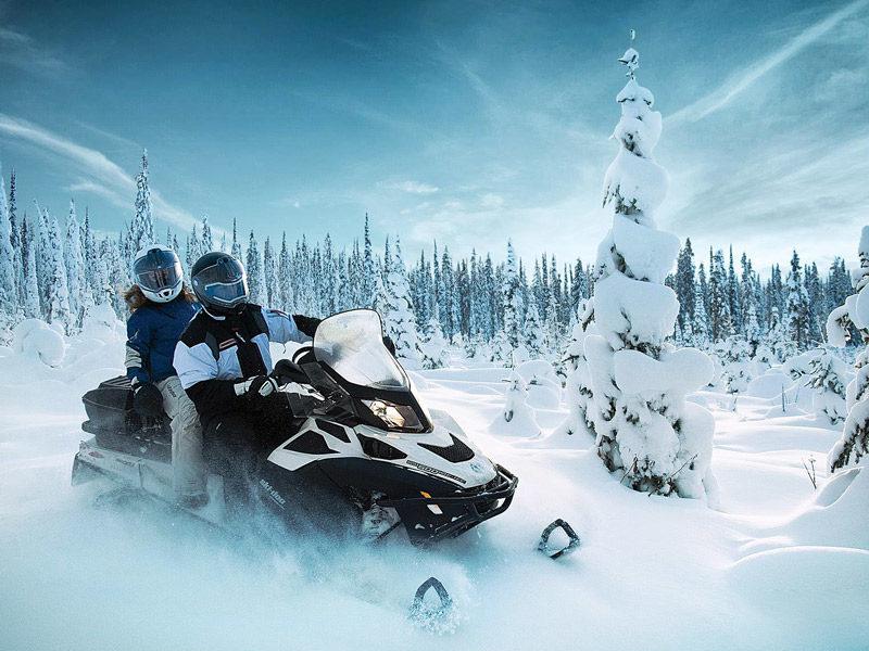 Снегоход «Тайга РМ рысь»