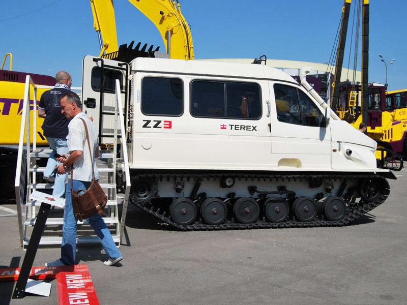 ГАЗ-3409 «Бобр»