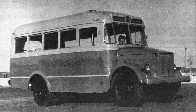 ГЗА-651 «прижился» в сельской местности