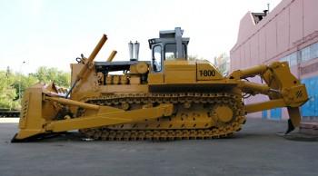 самый большой трактор Т-800