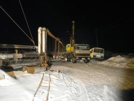 Устранение аварии в Рыбном