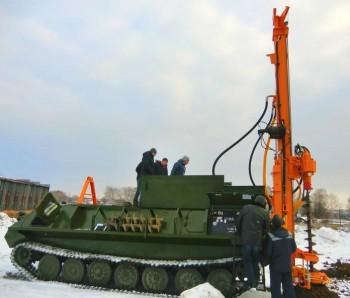 установка разведочного бурения УРБ-51
