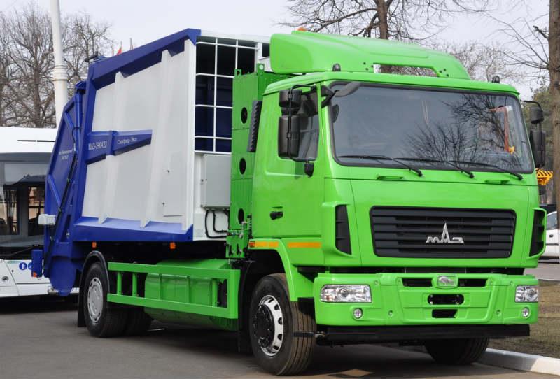 мусоровоз МАЗ-590423-010