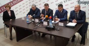 чиновники обсуждают дороги красноярского краю