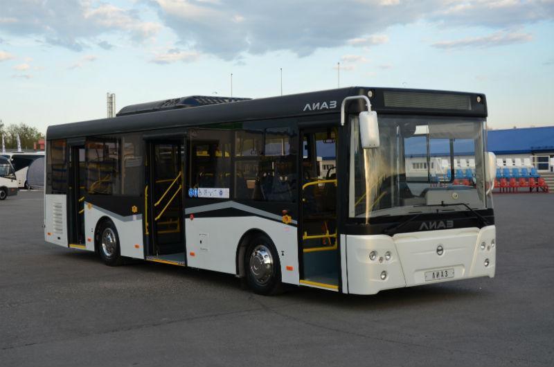 Автобус лиаз 4292 - 3e2c5