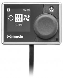 система управления Webasto