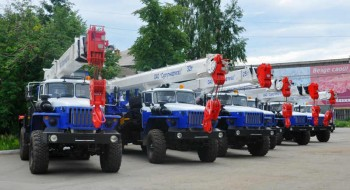Челябинец КС-45721 и КС-55733