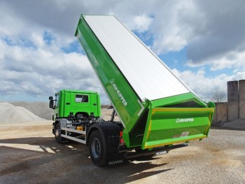 kh-kipper для перевозки жидких отходов