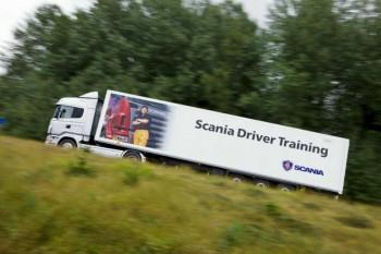 scania driver training