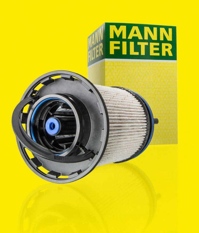 MANN-FILTER PU 10 011 Z