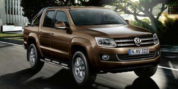 Volkswagen представил один из новых пикапов