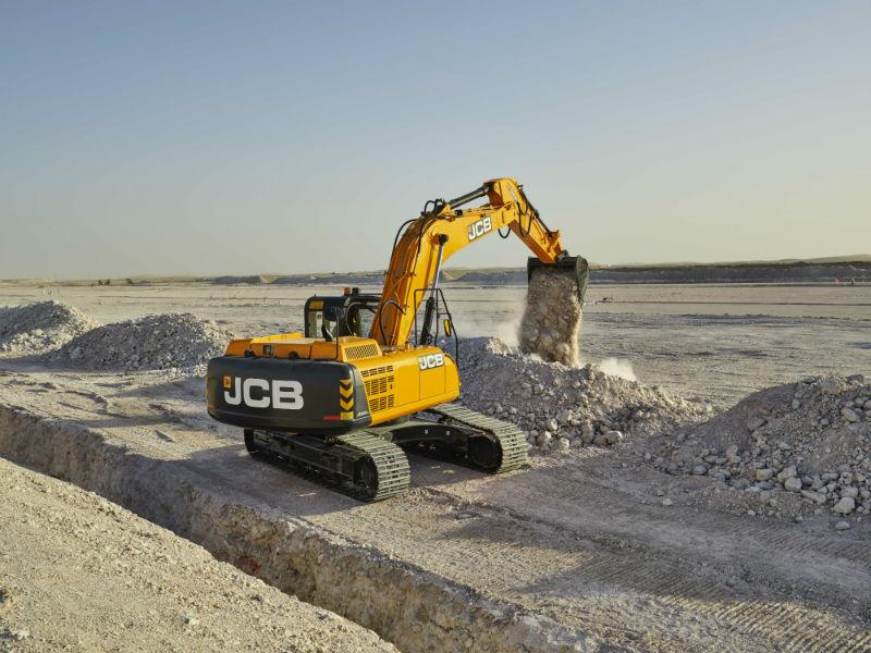 JCB JS305LC