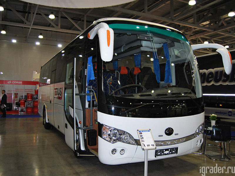 Yutong ZK6938HB9