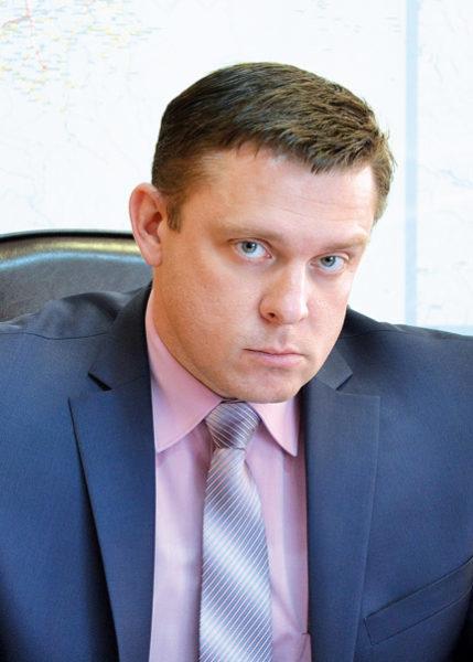 Руководитель КГКУ «Управление автомобильных дорог по Красноярскому краю» Андрей Журавлёв