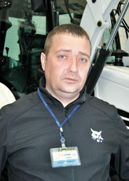 Генеральный директор ООО «Техноцентр «Мегаполис-Красноярск» Виктор Зуев