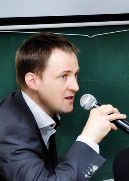 Начальник отдела сертификации ООО «Ивеко Руссия» Николай Лебедев
