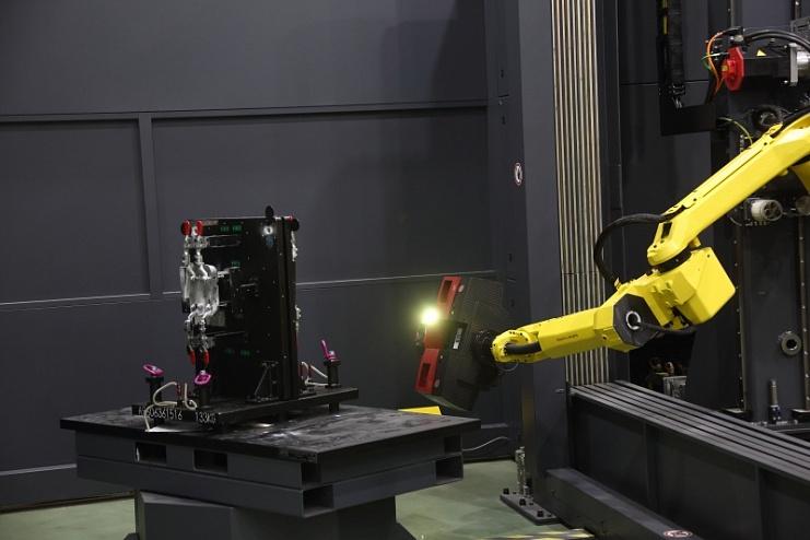 Лаборатория ATOS ScanBox