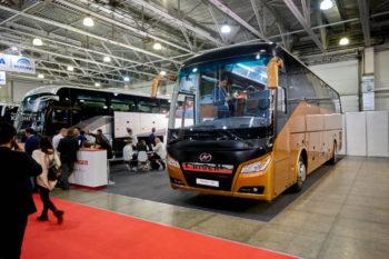 Туристический автобус Higer KLQ 6128 LQ