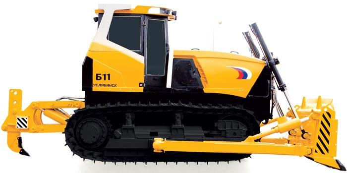 Бульдозер б11