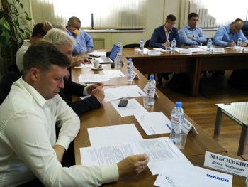 Заседание комитета производителей прицепов и полуприцепов Ассоциации «Росспецмаш»