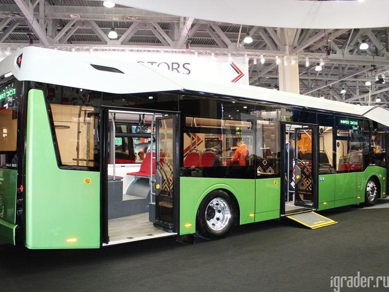Автобус МАЗ 303