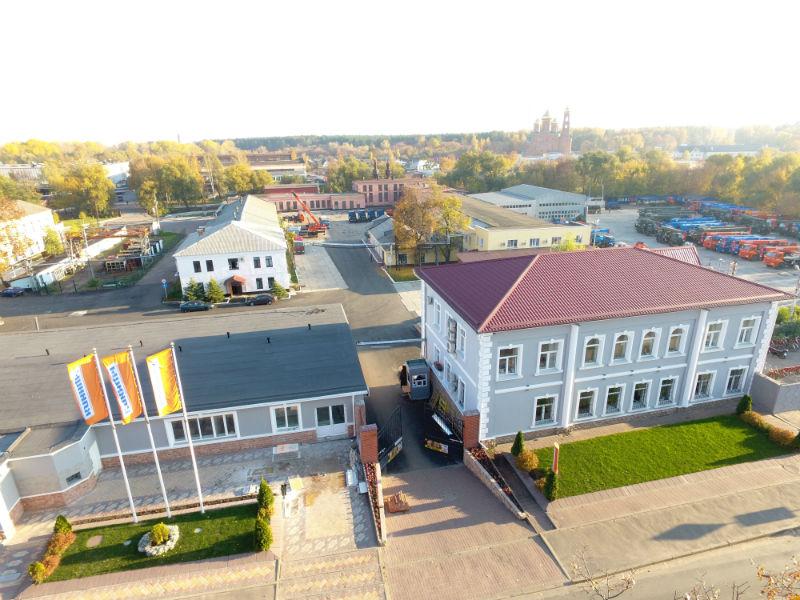 """АО """"Клинцовский автокрановый завод"""""""
