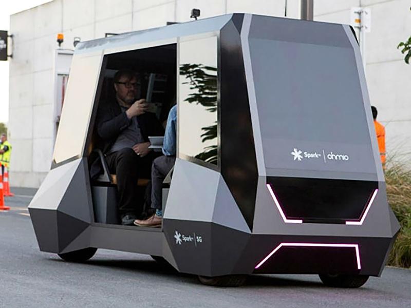 driverless ohmio