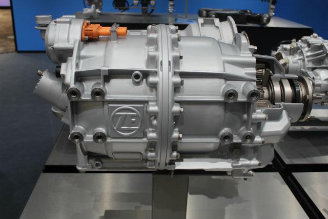 Модуль центрального электропривода CeTrax