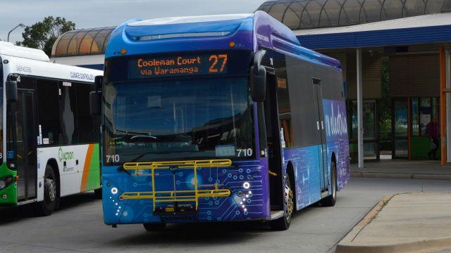 Сеть автобусов ACTION