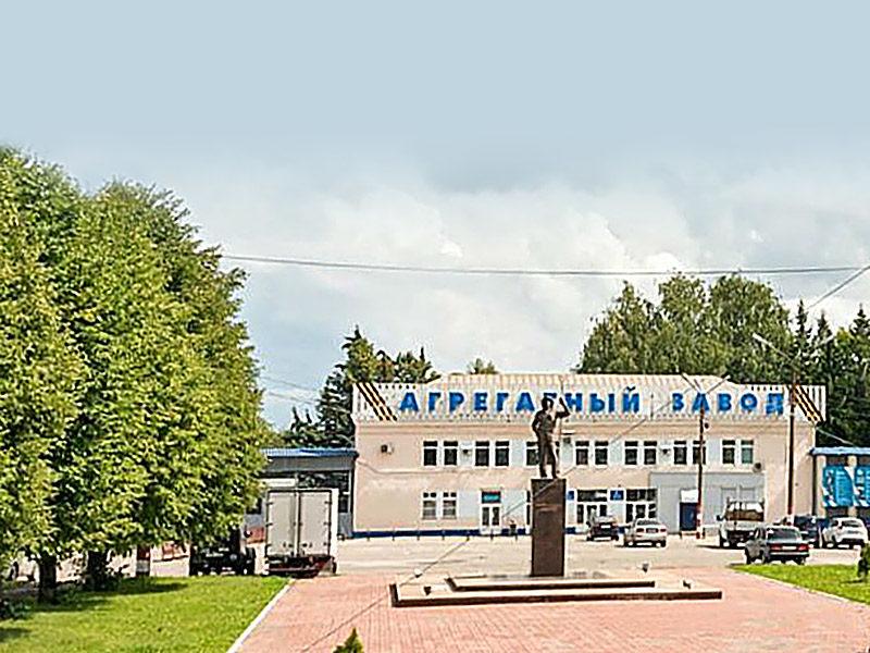 челябинский агрегатный завод