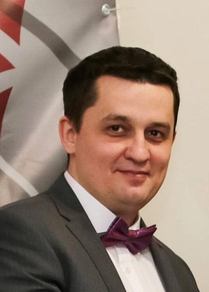 Зам. директора Новосибирского филиала АО «АльфаСтрахование» по корпоративным продажам Олег Козлов