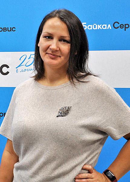 Начальник отдела страхования ООО «Байкал-Сервис ТК» Светлана Лемешева