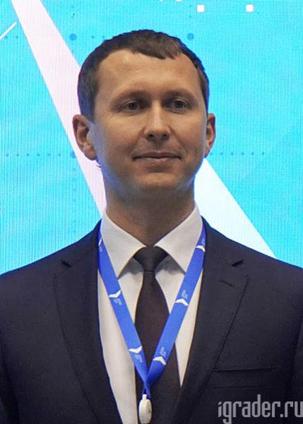 Министр транспорта Красноярского края Константин Димитров