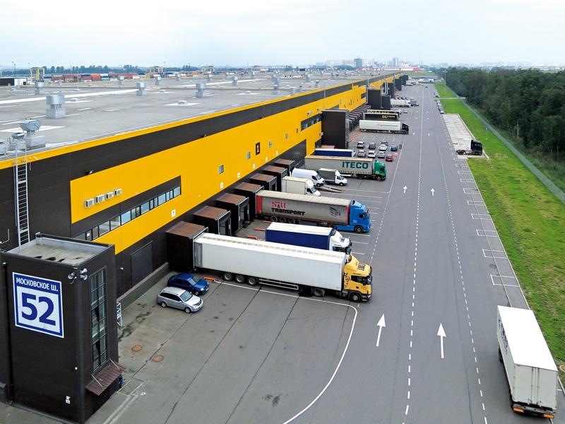 складской терминал