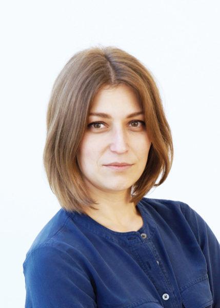 Начальник отдела подготовки строительства и строительного контроля Управляющей компании «Платная дорога» Анна Евгеньева