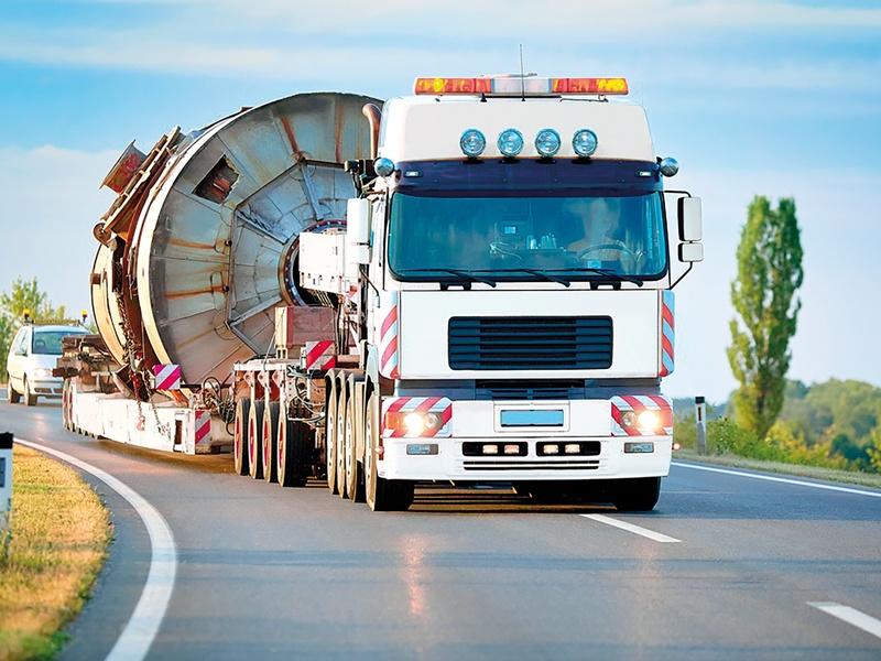 перевоз крупногабаритных грузов