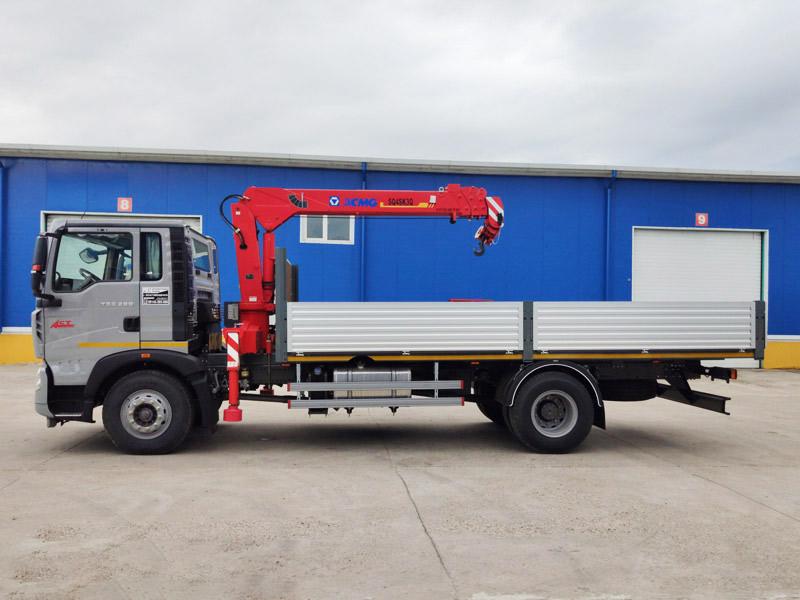 грузовик Sinotruk HOWO