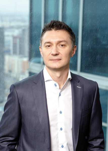 Генеральный директор ООО «СКФ» в России и СНГ (бренд SKF) Алексей Шулепов