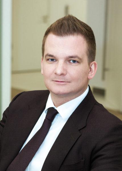 Генеральный директор представительства компании Mankiewicz в России и странах СНГ Владимир Трофименко