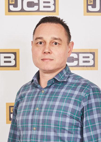 Коммерческий директор JCB Russia Сергей Харитонов