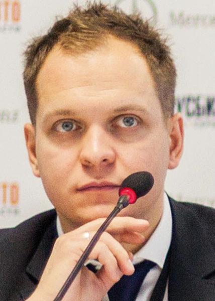 Директор департамента коммерческого транспорта ГК «АвтоСпецЦентр» Максим Шишко