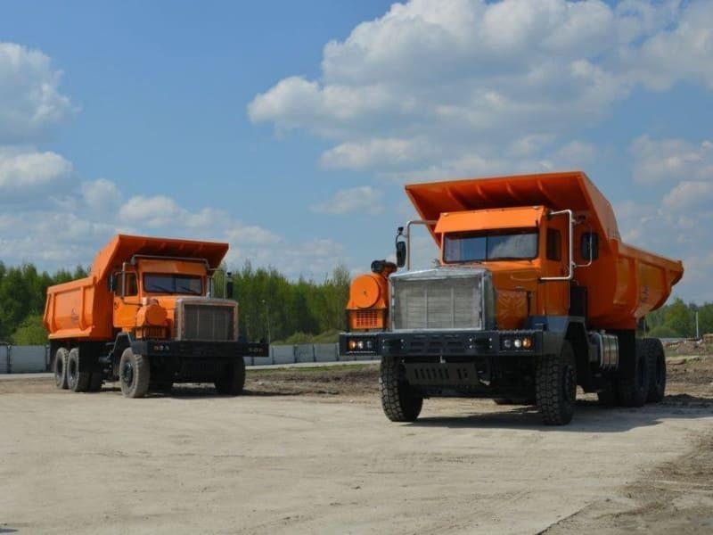 Самосвал Тонар-45251