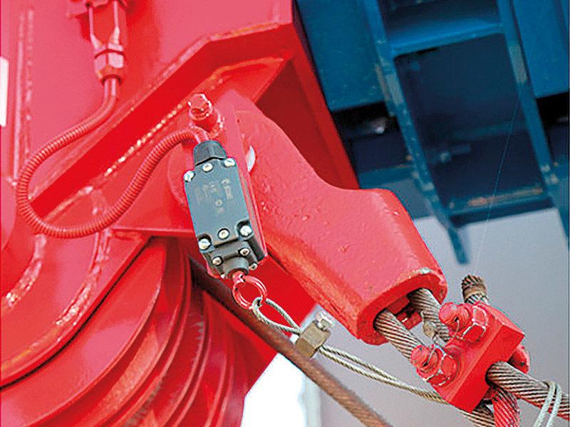 Системы безопасности для автокранов