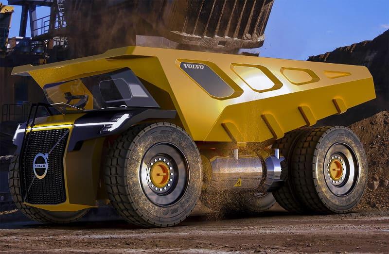 Volvo Trucks 300E