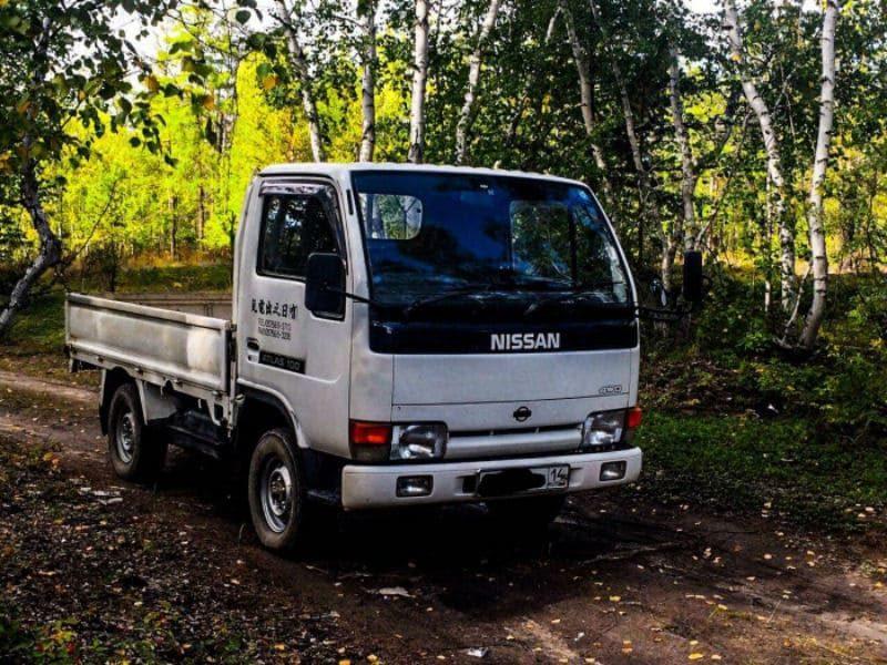Nissan Atlas F23