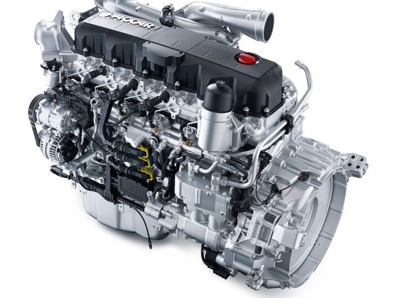 Двигатель PACCAR MX 13