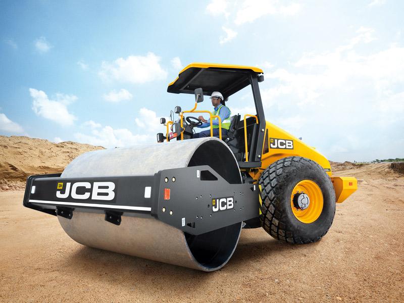 Грунтовый каток JCB 116D