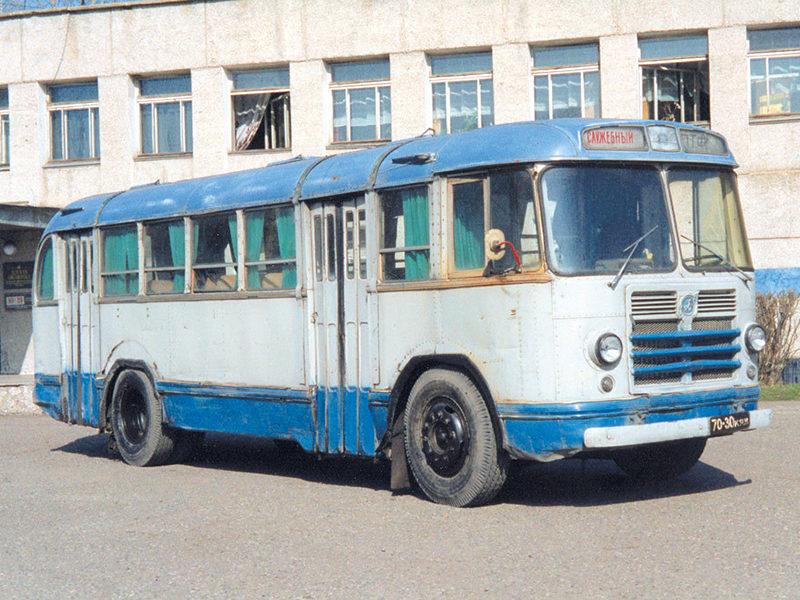 ЗИЛ-158 в Шушенском
