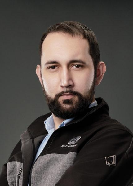 Специалист технической поддержки John Deere Фёдор Трынов