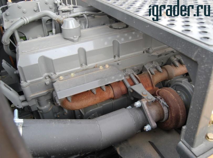 двигатель case